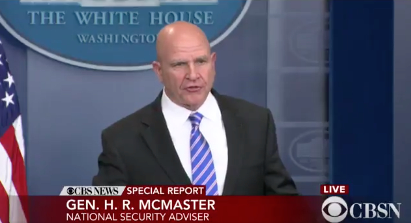 photo image GET RID OF THIS CLOWN=> Trump National Security Adviser McMaster Says Hezbollah Is NOT a Terrorist Group