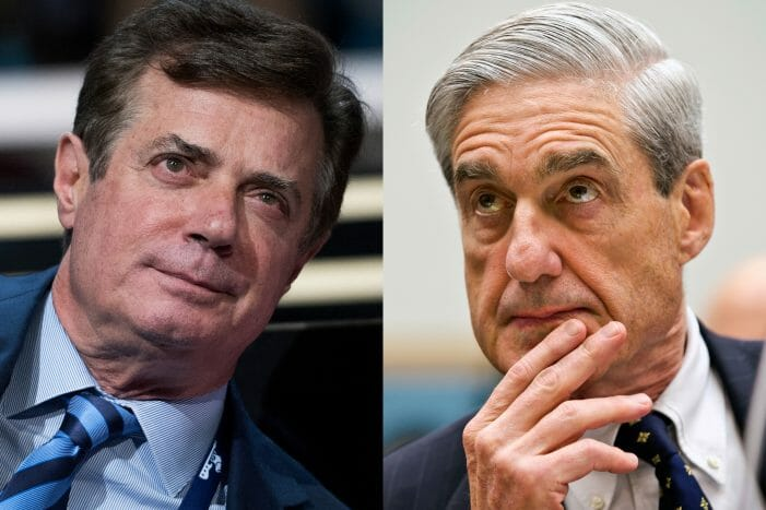 Paul Manafort Hits Back - Accuses Robert Mueller of Illegal Property Search