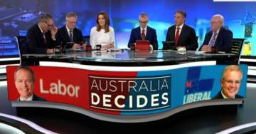 THUNDER DOWN UNDER: Far Left Labour Party SUFFERS SHOCKING LOSS in Australia After Holding Several Point Lead in Polls