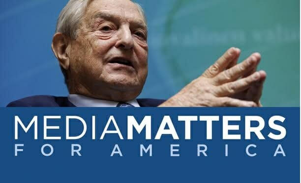 EXCLUSIVE: Media Matters and Soros 2017-2020 Media Assault Plan Exposed Including 'Trump War Room' Operations, #BrockGate