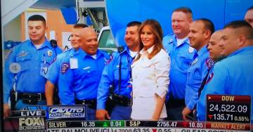 BREAKING: First Lady Melania Makes Surprise Visit to Texas Immigration Facilities (VIDEO)