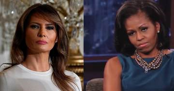 Melania Trump Cuts First Lady Spending in Half After Shameless Diva Michelle Obama