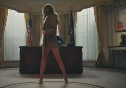 Rapper T.I. Releases Video of First Lady Melania Trump Performing Strip Tease for Him in Oval Office (VIDEO) — STILL ON TWITTER!