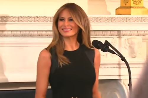 FLOTUS Sends Out Well Wishes to Hurricane Irma Victims – Disgusting Liberals Trash Her