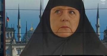 Merkel Lackey Predicts Muslim Chancellor in Germany by 2030