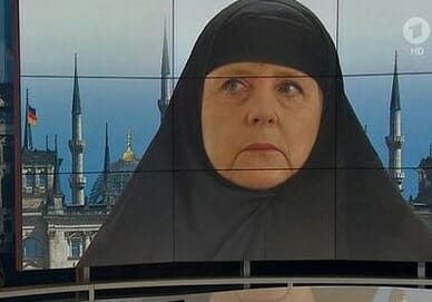 "Angela Merkel Refutes Interior Minister, Confirms: ""Islam Belongs to Germany"" (Video)"