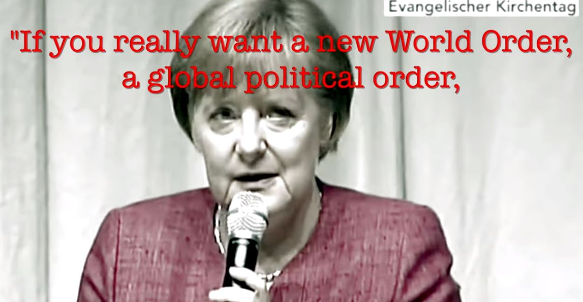 "Conservative European Activist Von Storch: Say ""No"" to The Great Reset (VIDEO)"