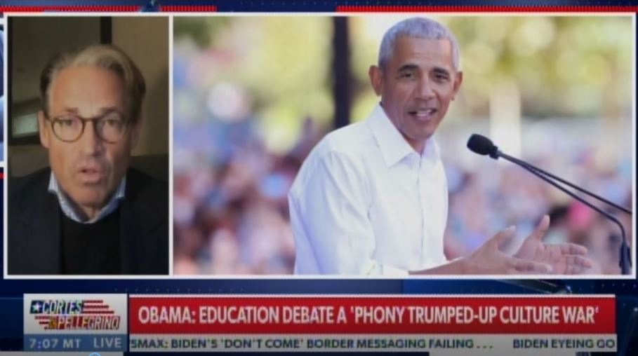 """""""If Hitler Said Something Like That You Wouldn't Think It's Funny – You'd Think It Was Evil"""" – Eric Metaxas on Barack Obama's Disgusting Weekend Speech (VIDEO)"""