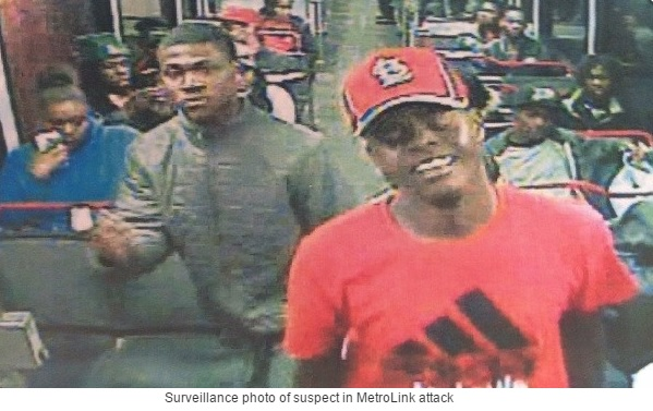 THREE SUSPECTS ARRESTED in Brutal Metrolink Attack on White Rider Over #MikeBrown