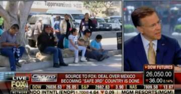 "BREAKING: Mexico Agrees to Asylum Change — Mexico Agrees to Becoming ""Safe Third"" Country (VIDEO)"