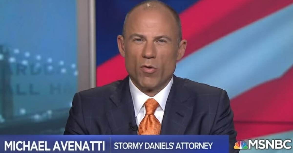 Michael Avenatti Joins Attack: Claims Brett Kavanaugh and Mark Judge Got Girls Drunk at Parties for 'Train Gang Rapes'