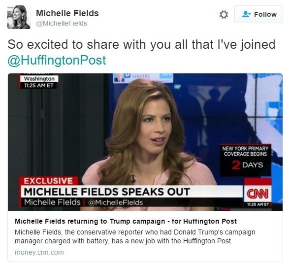 michelle fields huffpo