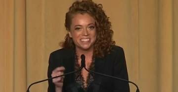 Nasty Comedienne at WHCD Blasted After She Trashes Sarah Huckabee Sanders With Vile, Disgusting Insults (VIDEO)