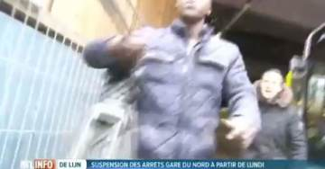 Belgian Camera Crew Assaulted, Forced to Flee While Filming Migrant No-Go Zone Segment (Video)
