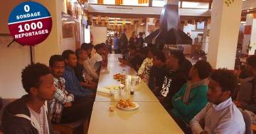 UK Entry Denied – Ethiopian 'Child Migrants' Confess to Real Ages