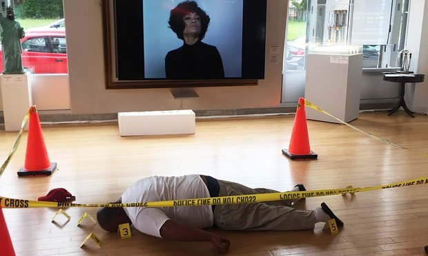 mike brown exhibit