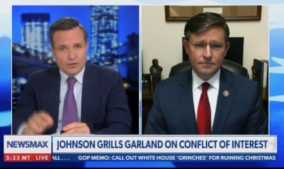 """""""Very Unimpressive – He Was One of the Worst Witnesses to Ever Testify Before Congress"""" – Rep. Mike Johnson on AG Garland's Dismal Performance before Congress (VIDEO)"""