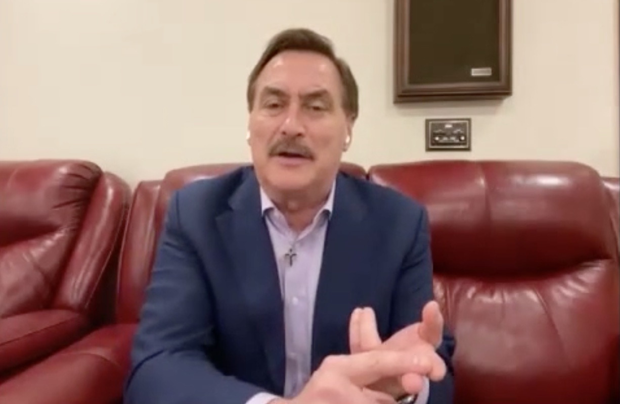 Dominion Voting Systems Sues Mike Lindell for $1.3 Billion