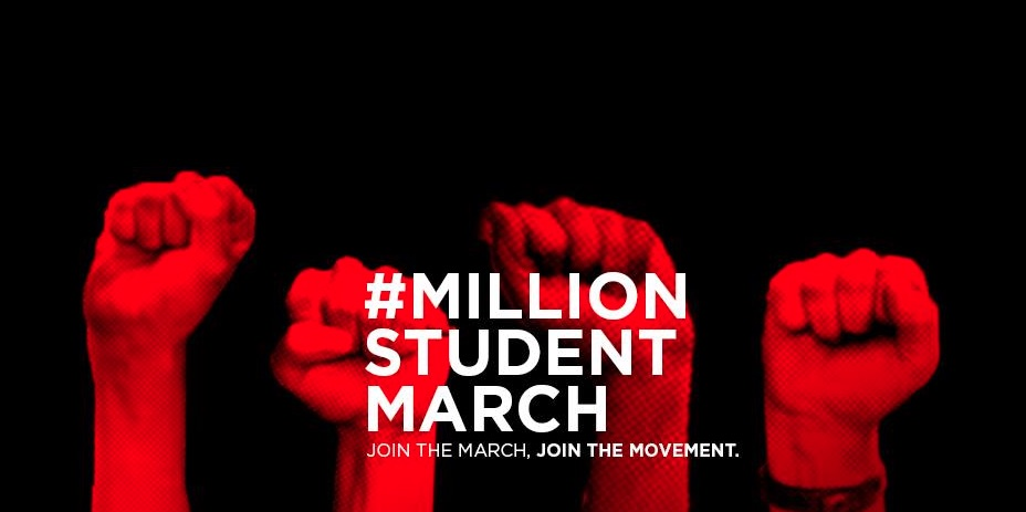 million student march