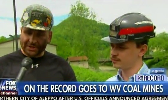miners hillary stay out