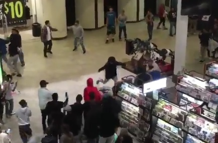 modesta-mall-brawl
