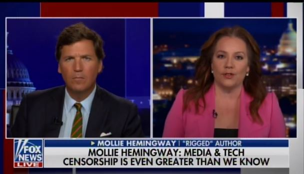 Journalist Mollie Hemingway Writes Book on Election Fraud But Not Sure if There Was Any (VIDEO)