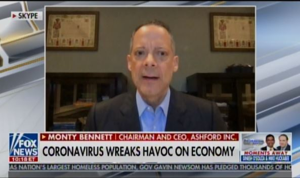 """""""It's an Absolute Disaster for Our Industry"""" – Hotel CEO Monty Bennett Says He had to Cut 95% of Staff Due to Coronavirus Panic (VIDEO)"""