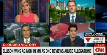 MOOK SPOOKED: Robby Mook to Democrats: DON'T Campaign with Keith Ellison (VIDEO)