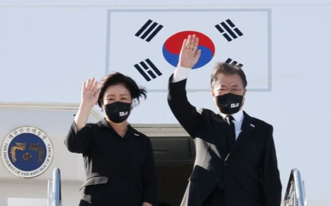 SHAMEFUL: South Korean President Travels to Hawaii to Repatriate US Servicemember's Remains — Biden Admin Skips Event, Sends No One