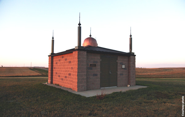 mosque dakota
