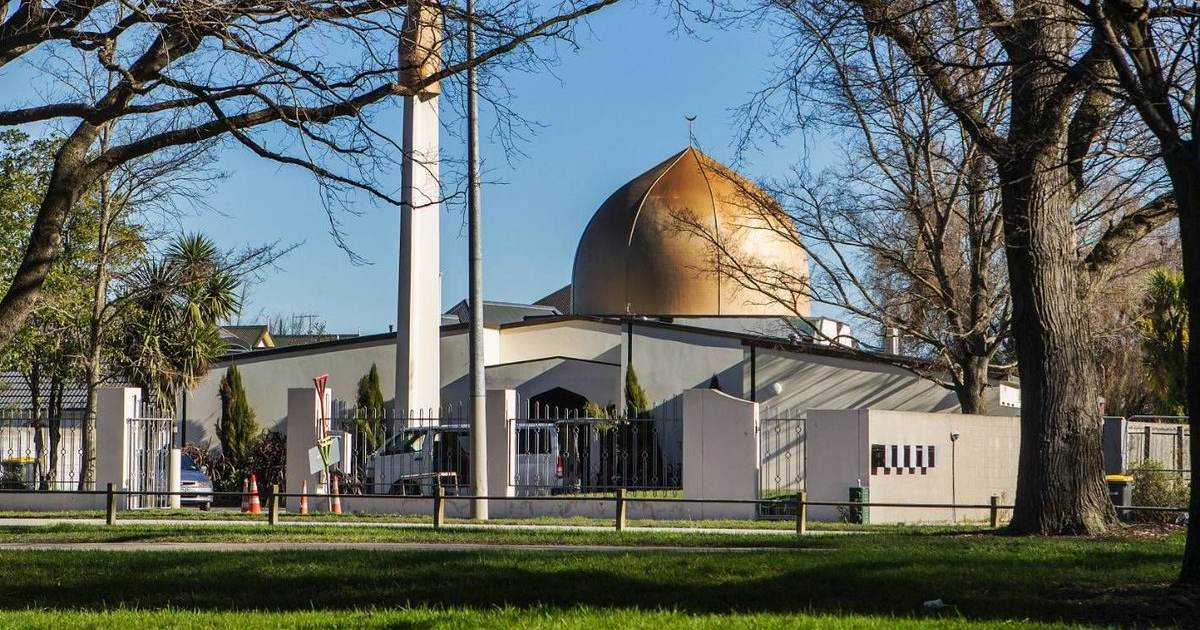 New Zealand News Picture: BREAKING: MASS SHOOTING At Christchurch Mosque In New