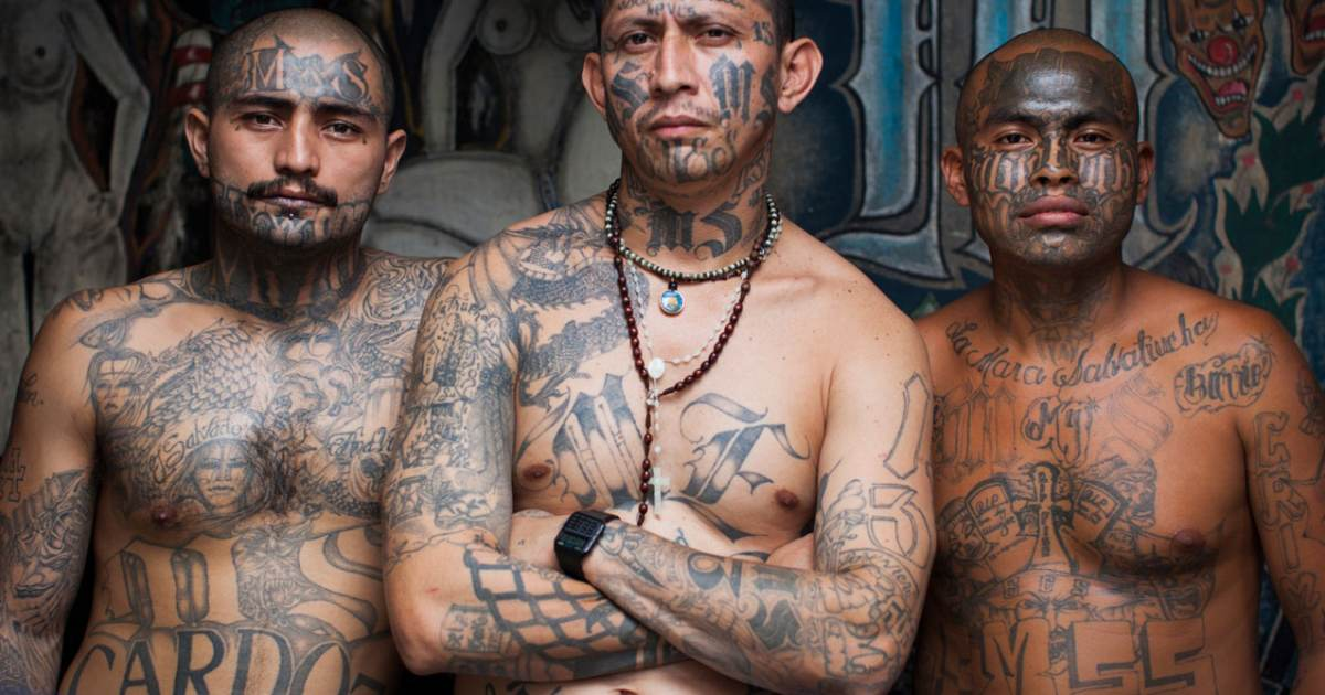 22 MS-13 Gang Members Arrested After 'Medieval Style' Killing Spree in the Sanctuary City of LA - Chopped Up Bodies, Heart Cut From Chest
