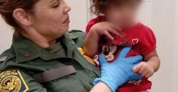 MS-13 Uses Child with Chickenpox to Try to Get into the US (VIDEO)