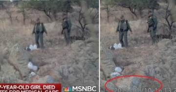 LYING HACKS: MSNBC Gets Caught Using 2011 Border Patrol Video to TRASH DONALD TRUMP …(Obama Years Again) –VIDEO