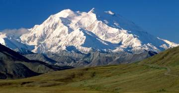 Obama Renames Mt. McKinley (Named After Some White Guy) to Denali