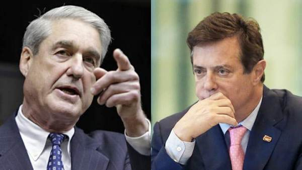 photo image Mueller Files Request For 150 Blank Subpoenas in Manafort Case