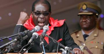 Globalism: Evil Tyrant Robert Mugabe Appointed to World Health Organization as Goodwill Ambassador