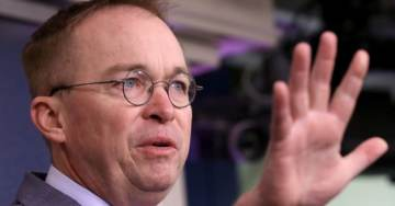 Acting White House Chief Of Staff Mulvaney Tells Schiff To Pound Sand, Skips Deposition In Sham Impeachment Inquiry