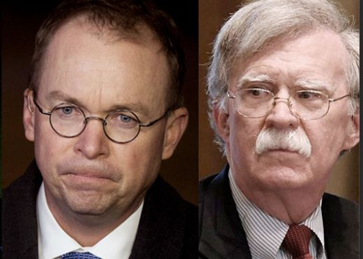 BREAKING: White House Chief of Staff Calls John Bolton A Liar Regarding Ukraine Claims