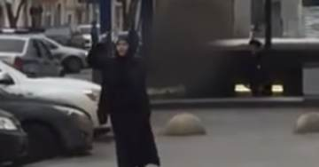 "Horrific! Muslim Woman Beheads Child, Walks in Street with Head Screaming ""Allahu Akbar"" (VIDEO)"