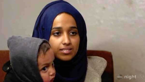 ISIS Terrorist Bride Wants Back in US – After Five Years as Islamic State Bride in Syrian Caliphate (VIDEO)
