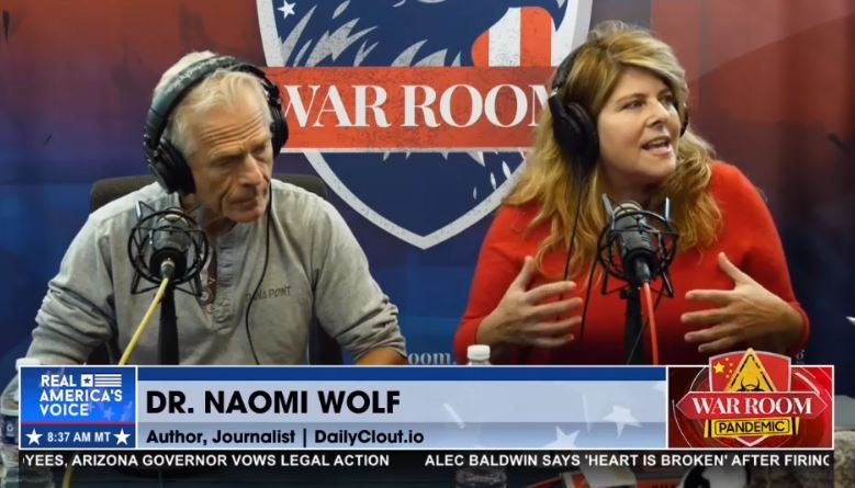 Dr. Naomi Wolf: CDC COVID Data Is Actually Farmed Out to Non-Profit with Ties to Gates (VIDEO)