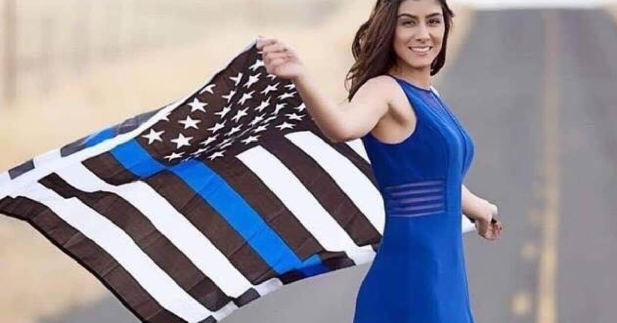 photo image 22-Year-Old California Police Officer Natalie Corona Gunned Down in Cold Blood