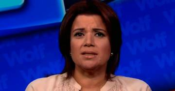 #NeverTrump Hack Ana Navarro Says POTUS Must Pass DACA to Prove He Isn't Racist – Then Calls Him a 'Pussy' in Spanish