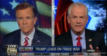 Peter Navarro Agrees with President Trump on Lunatic Fed Chair Jerome Powell: His Seeing Pride Prevents Him From Acknowledging Severe Mistakes (VIDEO)