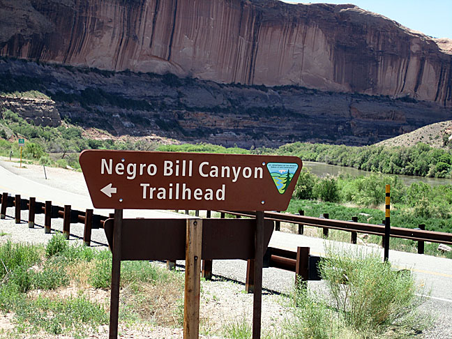 """Officials Look to Change Name of """"Negro Bill Canyon"""""""