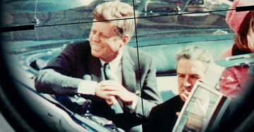 TRUMP to Allow Release of Secret Deep State Documents on JFK Assassination