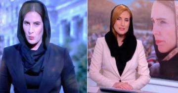 Seriously? New Zealand Women Wear Hijabs in 'Solidarity' With Muslims Following Mosque Shooting