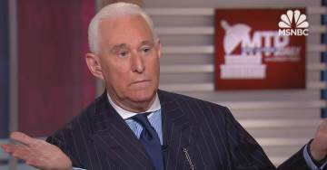 ROGER STONE: 'The Feds Listened to My Phone Calls With Manafort Under a FISA Warrant'