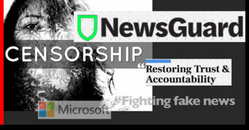 FACT-CHECKERS EXPOSED: Hacks Behind Blacklisting Website Newsguard Are Unhinged Leftists and Trump-Haters